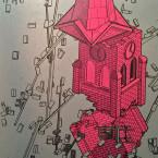 Clocktower Detail 600